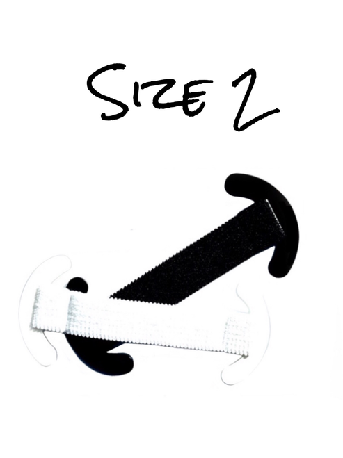 "Size 2 (36""-42"" band)"