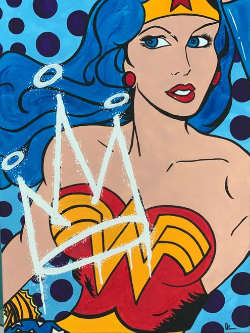Queen Wonder Woman