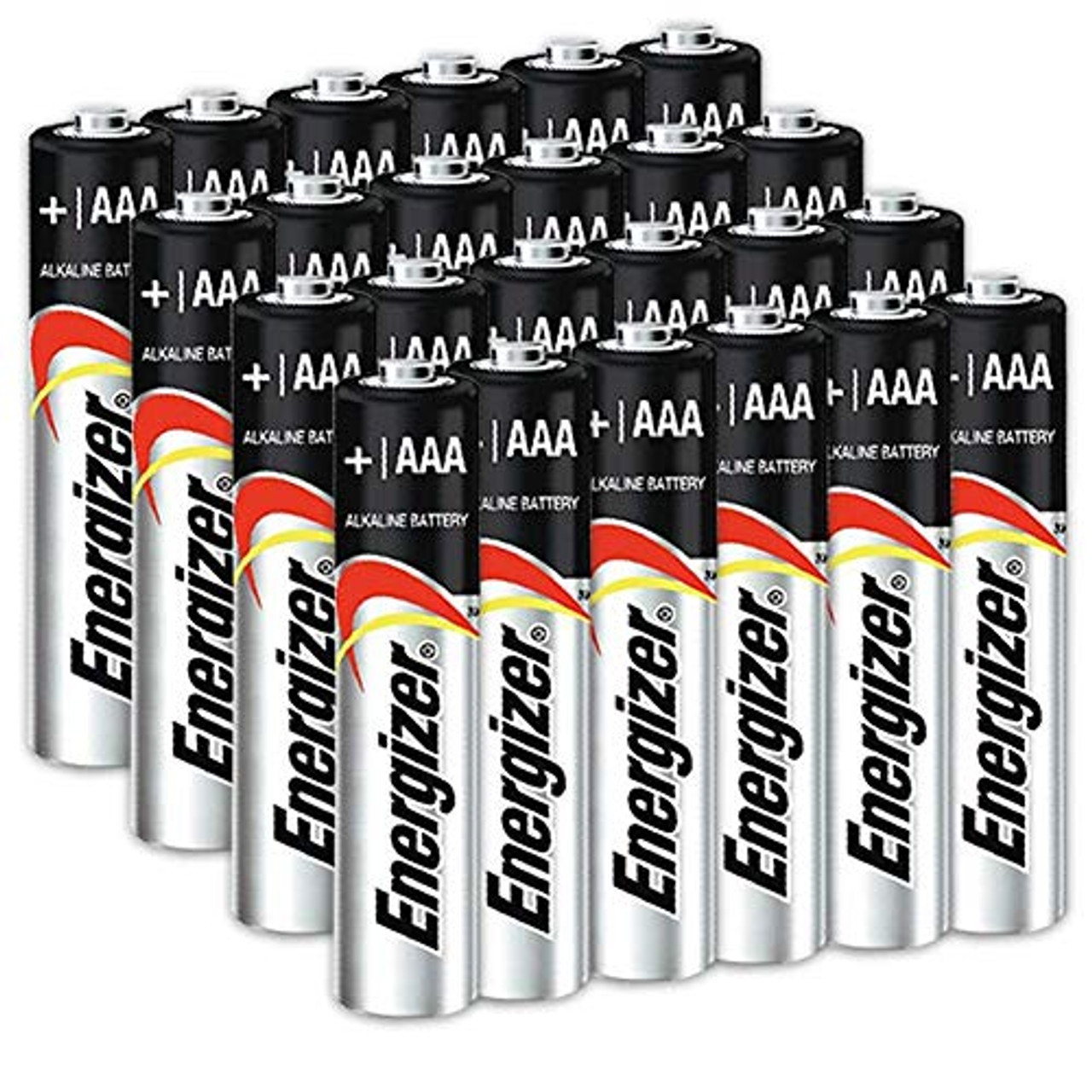 48 Count Triple A Max Alkaline Battery Energizer AAA Batteries