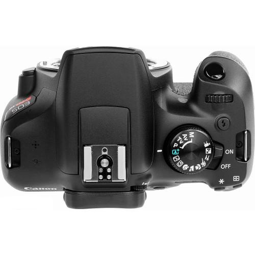 Canon Eos Rebel T6 Digital Slr Camera Body Only