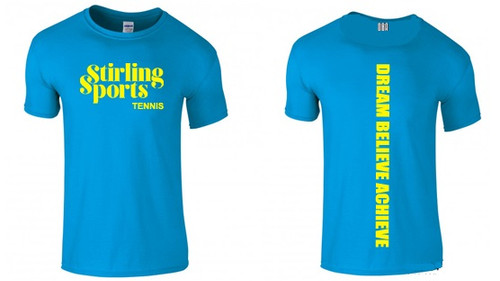 'STIRLING SPORTS' T-Shirt Camp Range 2017 - 2018