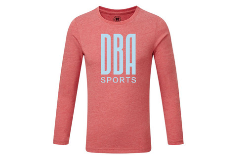 'DBA' Youth Long Sleeve T-shirt