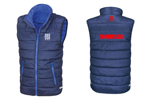 'DBA' Youth Body Warmer