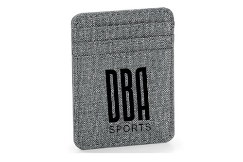'DBA' Card Holder