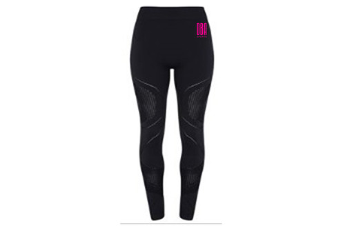 'DBA' Seamless 3D Fit Reveal Leggings