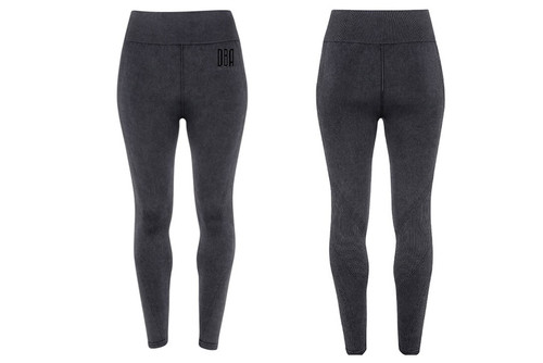 'DBA' Seamless 3D Fit Denim Look Leggings