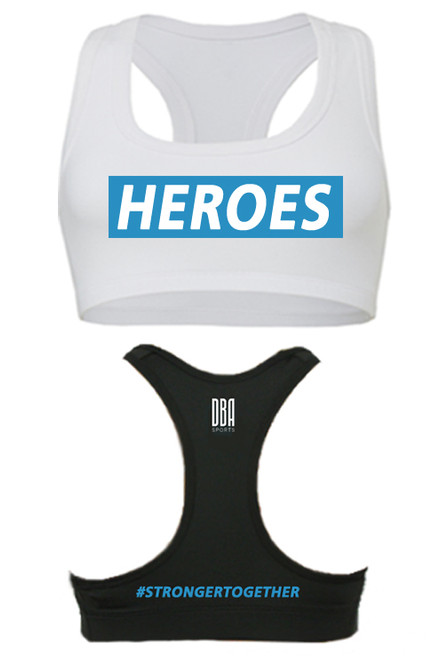 'Support the NHS' Personalised Sports Bra