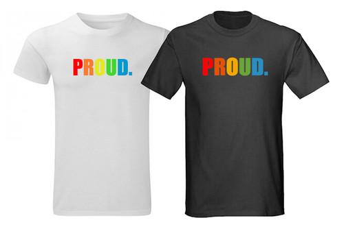 'PROUD' T-shirt