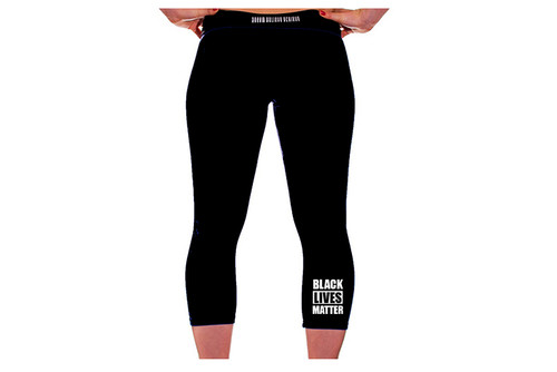 'BLACK LIVES MATTER' Leggings