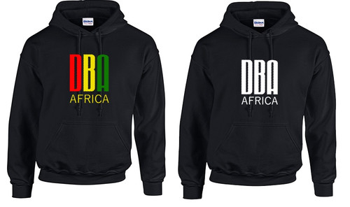 'DBA AFRICA' Hoodie