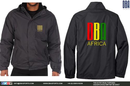 'DBA AFRICA' Waterproof Insulated Jacket