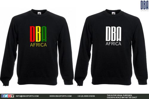 'DBA AFRICA' Premium Sweatshirt