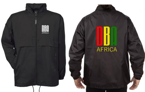 'DBA AFRICA' Light Rain Jacket