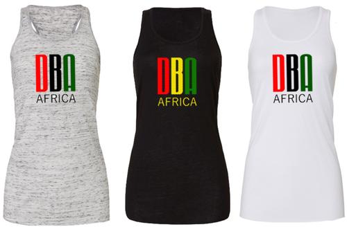 'DBA AFRICA' Ladies Tank