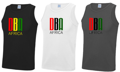 'DBA AFRICA' Mens Tank