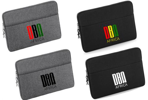 'DBA AFRICA' Laptop Case