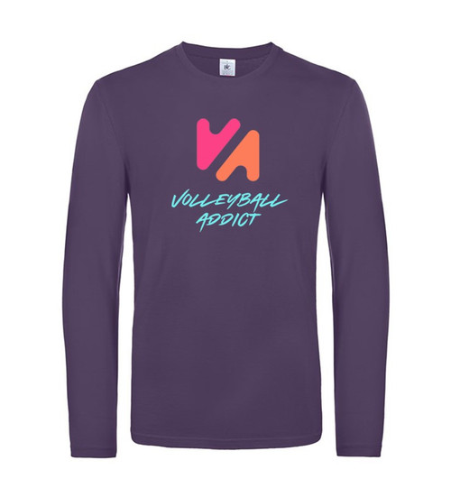 'Volleyball Addict' Long Sleeve