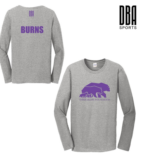 'TBF' Cotton Long Sleeve