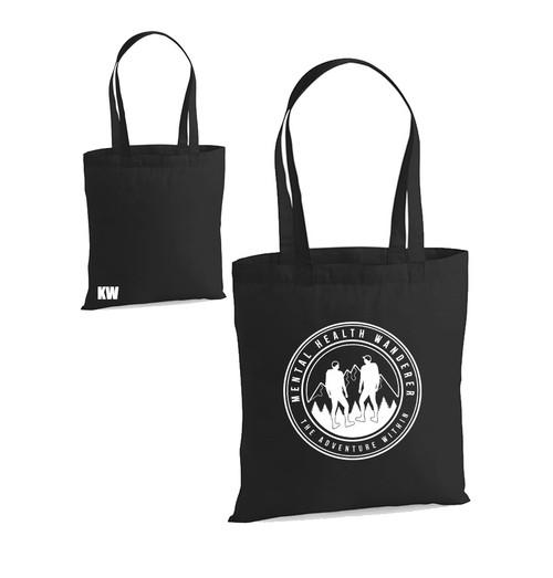 'MHW' Tote Bag