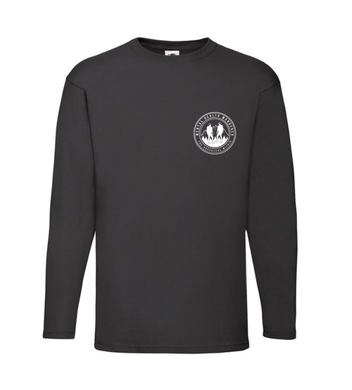 'MHW' Cotton Long Sleeve