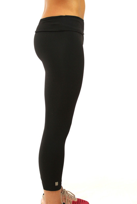 'DREAM BELIEVE ACHIEVE'  Black Leggings