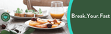 BREAK your FAST – Why a healthy breakfast is the most important meal of the day!