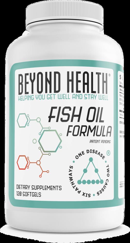 Fish Oil Formula