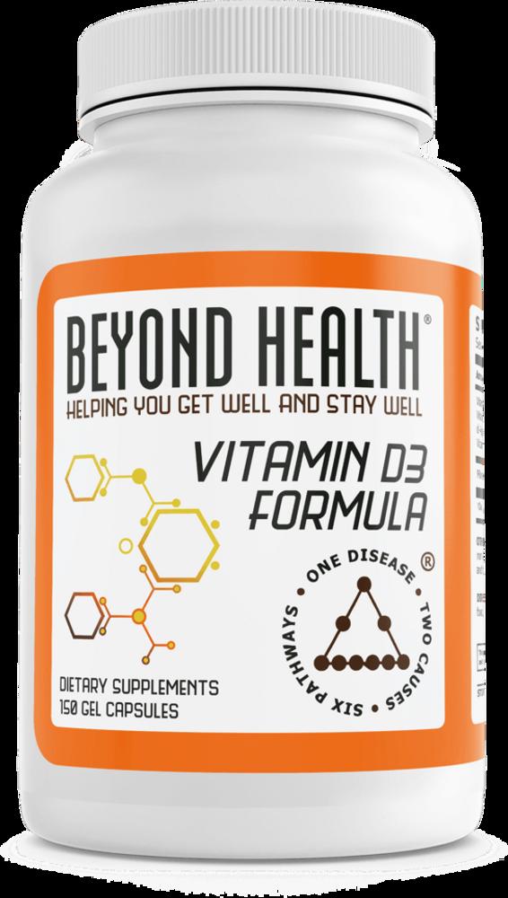 Vitamin D3 Formula