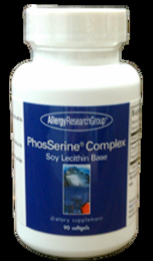 PhosSerine Complex - 90 Gels