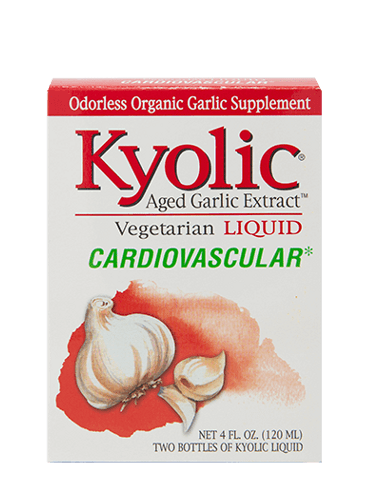 Kyolic Liquid Aged Garlic Extract (4 fl. oz.)