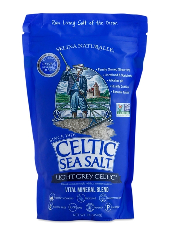 Selina Celtic Sea Salt - 1 lb