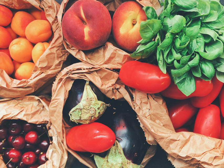 Eat Your Way to Better Health with Fresh Fruits and Vegetables, Culinary Herbs & Even Chocolate!