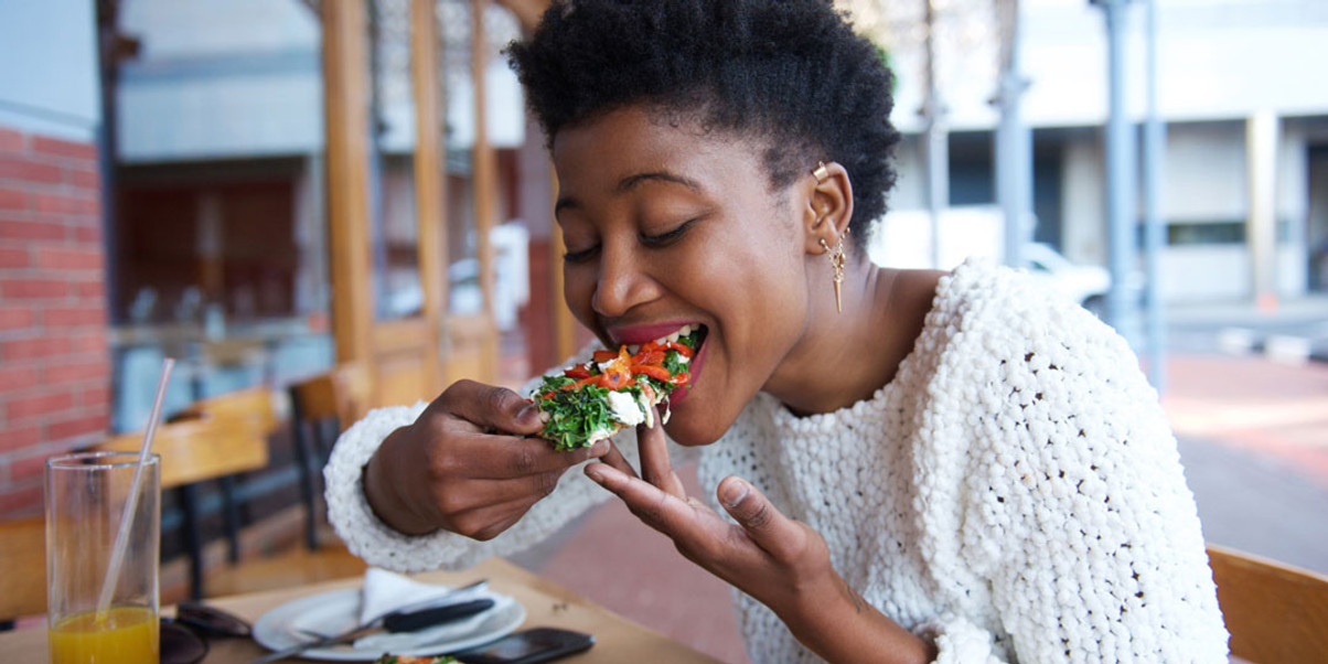 A Winning Combination:  Intuitive Eating and Never Be Fat Again