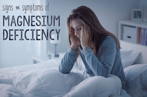 Assessing Magnesium Deficiency