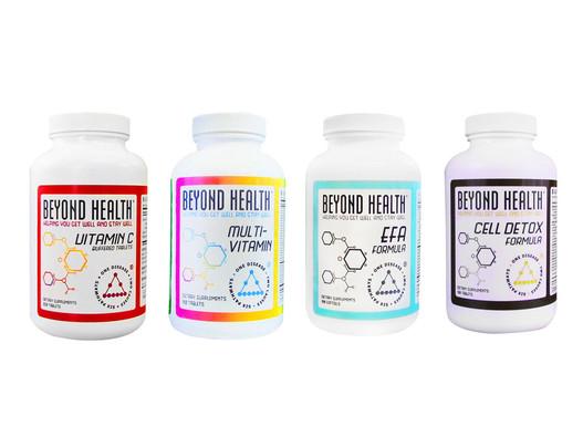 Beyond Health's Wellness Kit #3— Detoxification Support