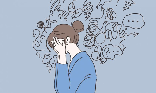 Dealing with Anxiety with Mental Imagery