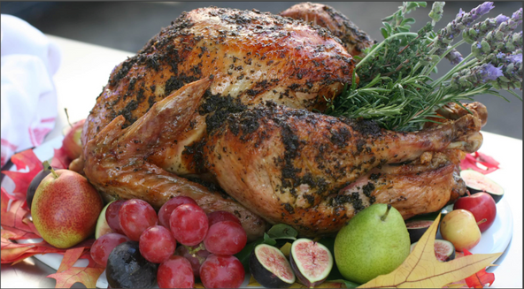 Have a Happy ORGANIC Thanksgiving!
