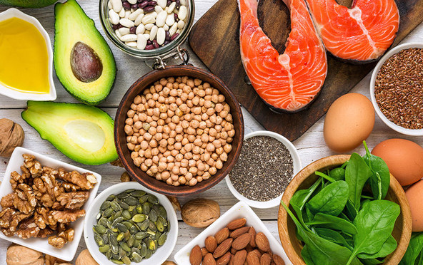 Reduce Inflammation by Improving Your  Omega-3:Omega-6 Ratio