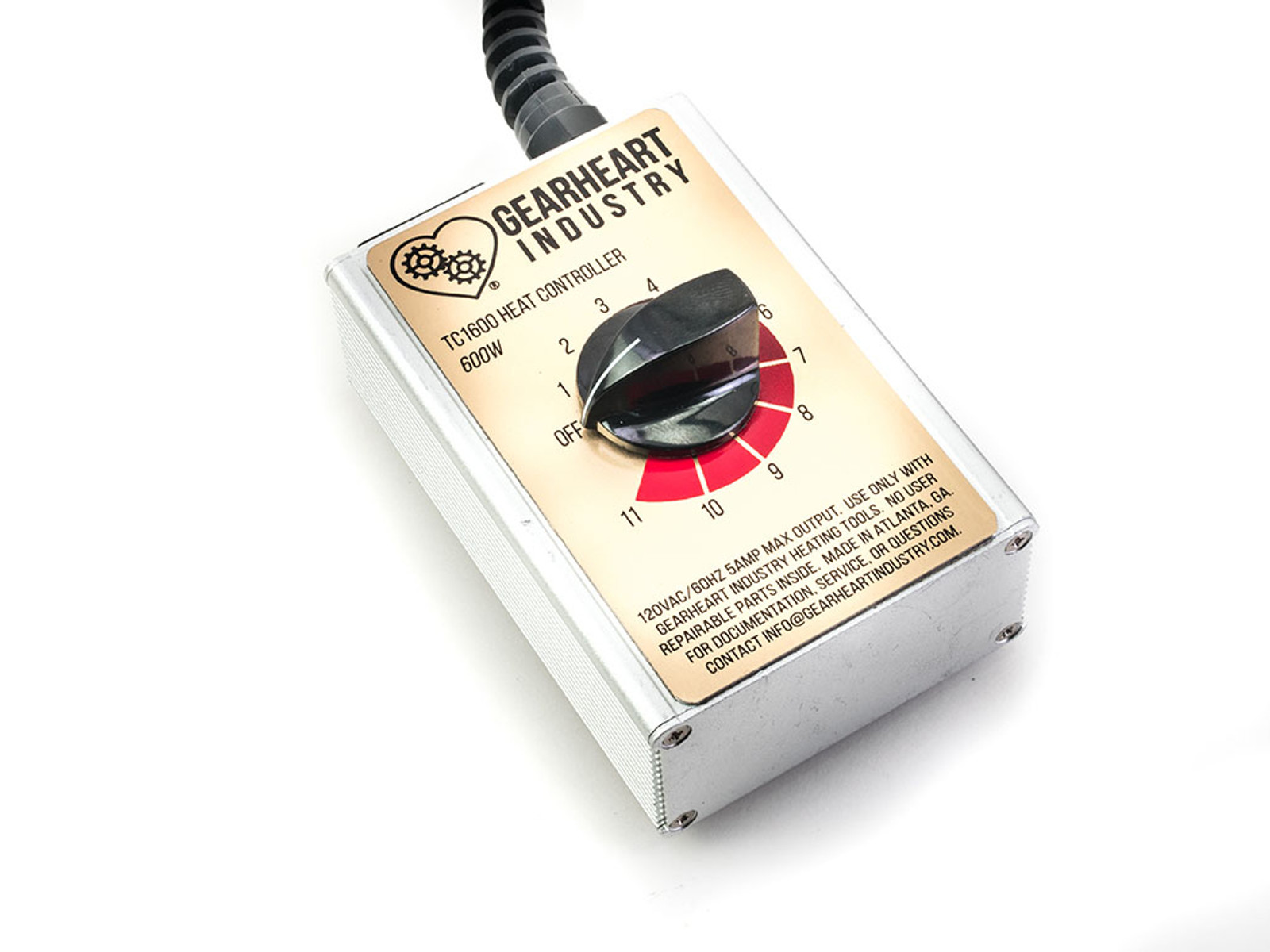 Drill Press Temperature Controller