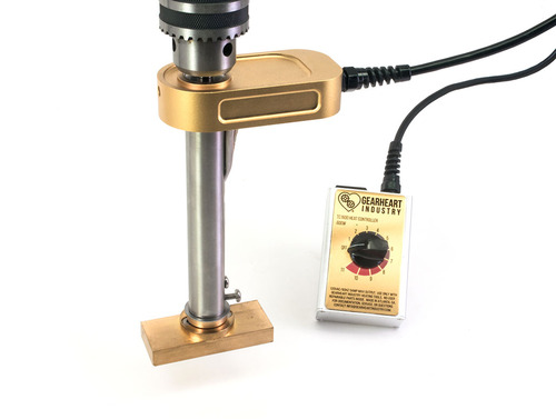 Drill Press Branding Iron