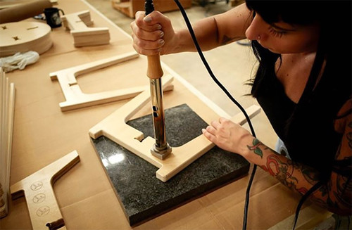 Branding Irons for Wood and Wood Crafts