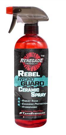 Rebel Hydro Guard Ceramic Spray
