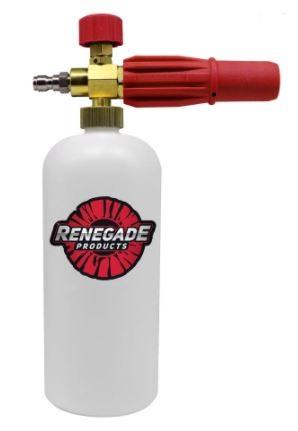 Renegade Rebel Foam Cannon
