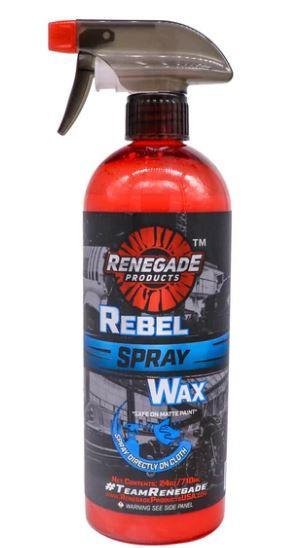 Rebel Spray Wax