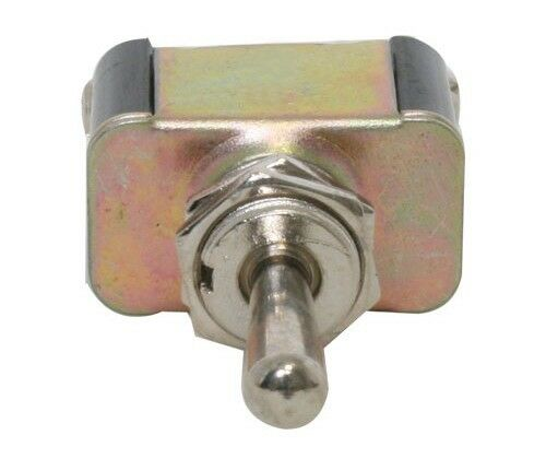 Toggle Switch OFF-ON-OFF (125V - 10 AMP) 3 Positions