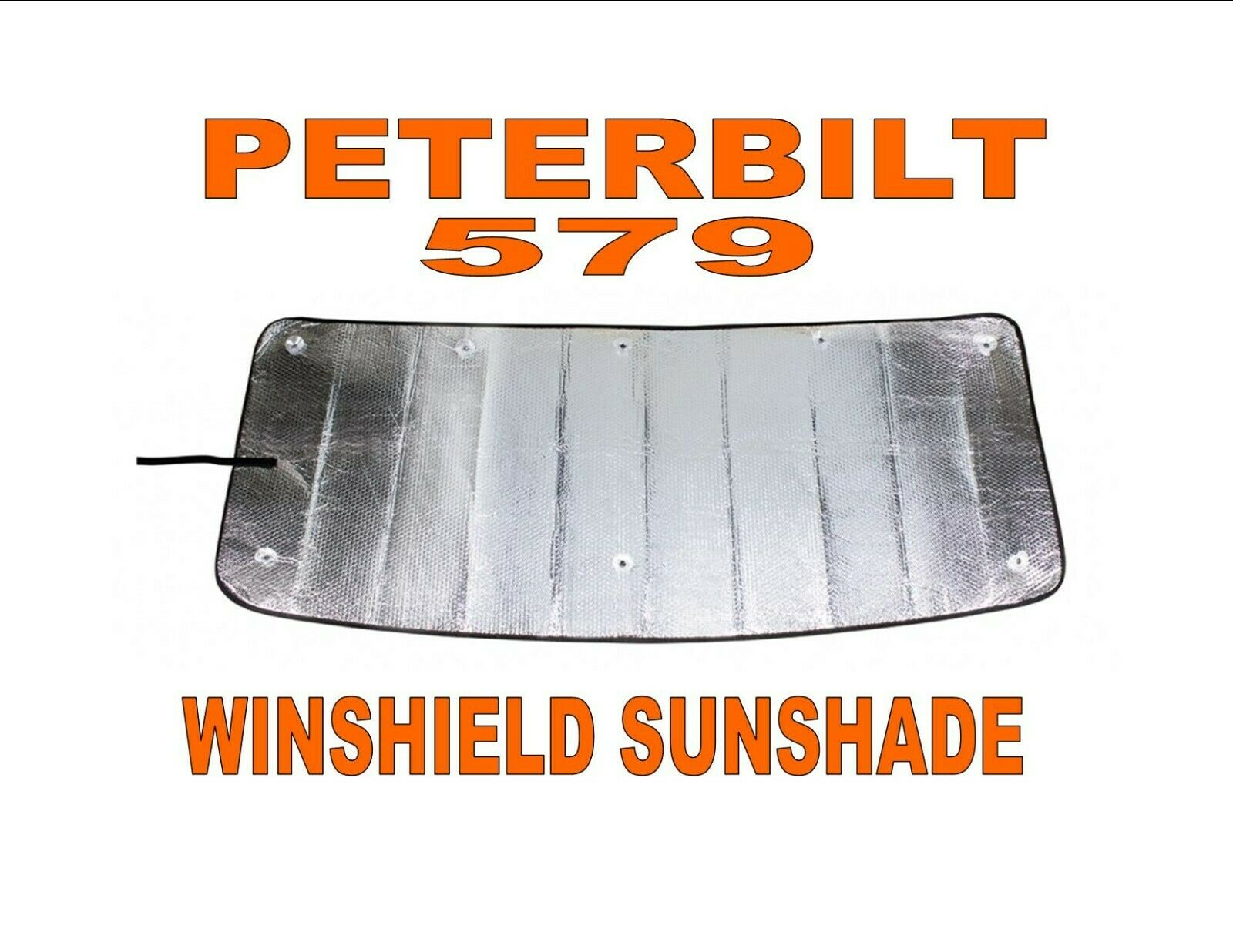 Peterbilt 579 Windshield Sunshade (2008-2019)