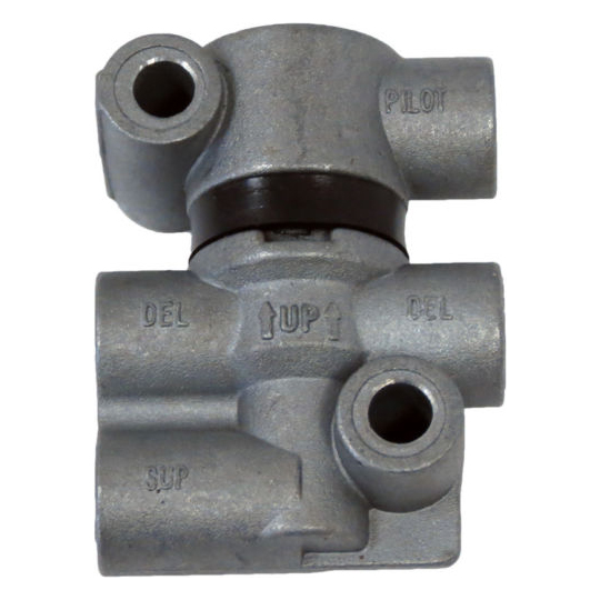 Rapid Air Suspension Dump Valve