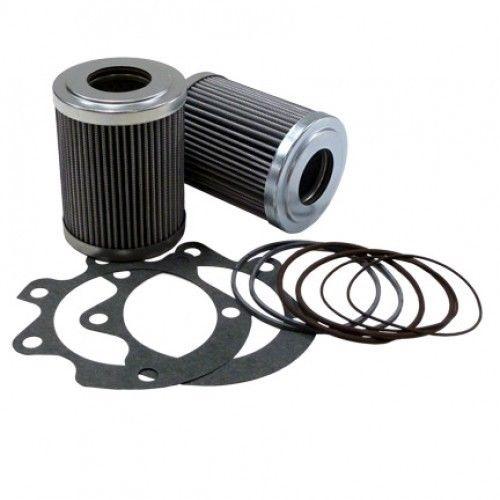 "Genuine Allison High Capacity (4"") Filter Kit (2 Filters) #29548987 #29558117 new number"