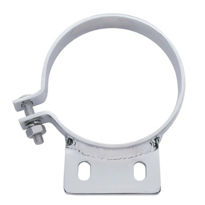 "Peterbilt 6"" Chrome Exhaust Clamp"