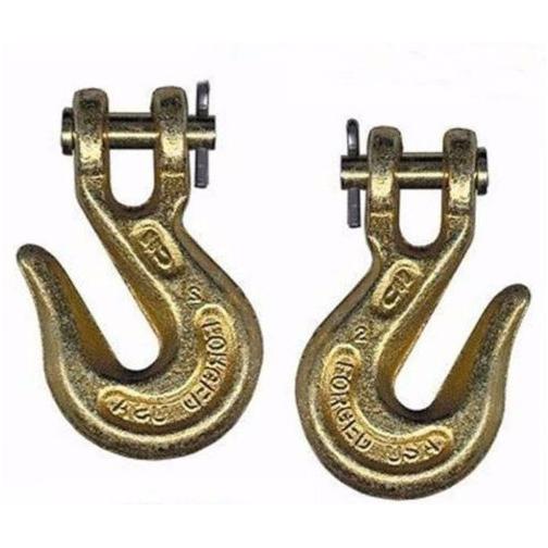 "G70 Clevis Hook (1/2""), Pair"